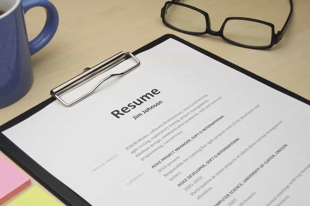 Everything You'll Need for an Apartment Application - Job History