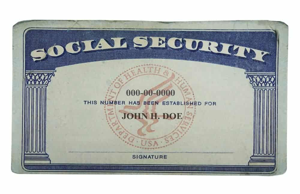 Apartment application what you 39 ll need apartmentguide for Make a social security card template