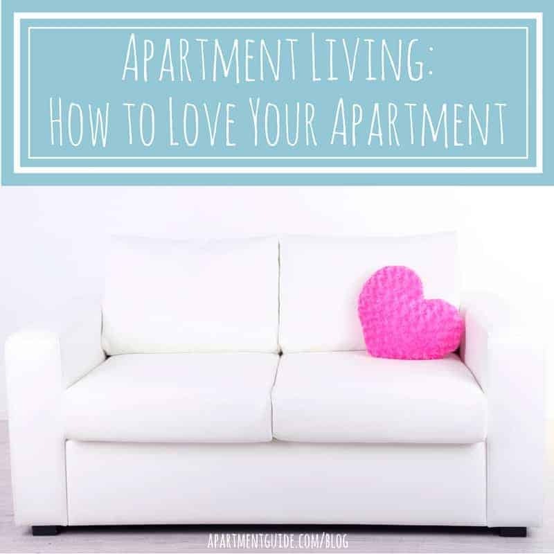 Apartment Living How to Love Your Apartment