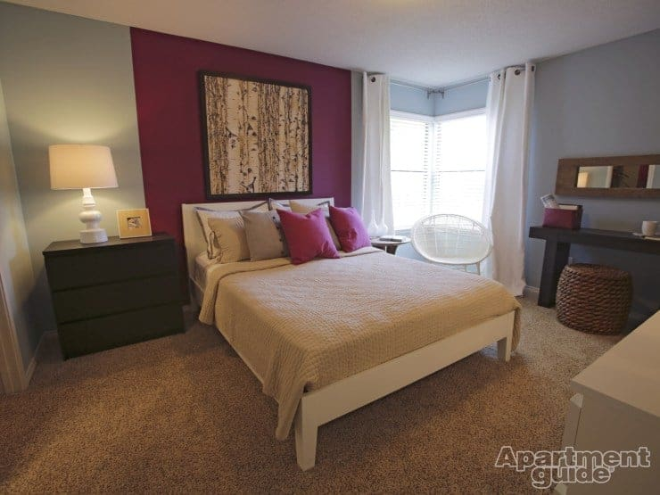 What your bedroom wall color says about you apartmentguide com - What Your Bedroom Wall Color Says About You