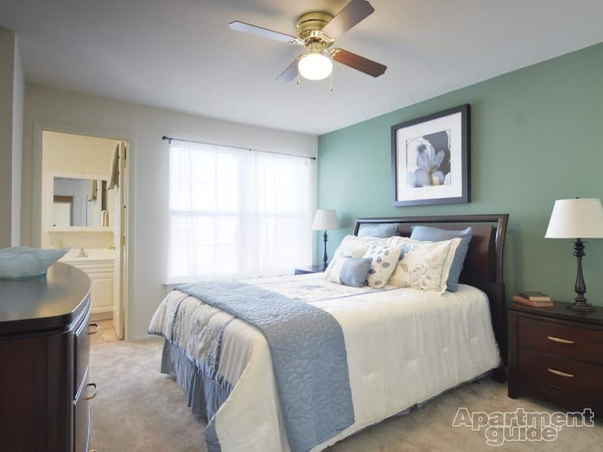 What Your Bedroom Wall Color Says About You Apartmentguide Com