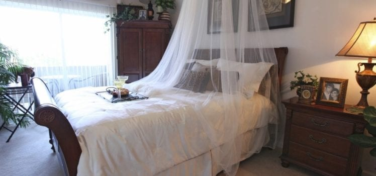 How To Make Your Bedroom More Romantic ApartmentGuide Interesting Bedroom And More