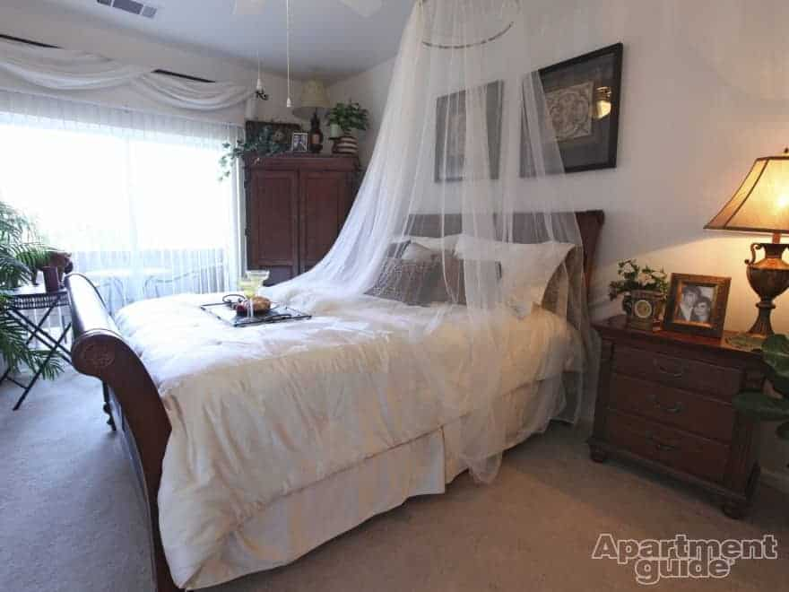 How To Make Your Bedroom More Romantic Apartmentguide Com