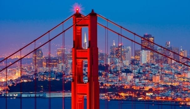 You could spend a lifetime in San Francisco and never run out of things to do.