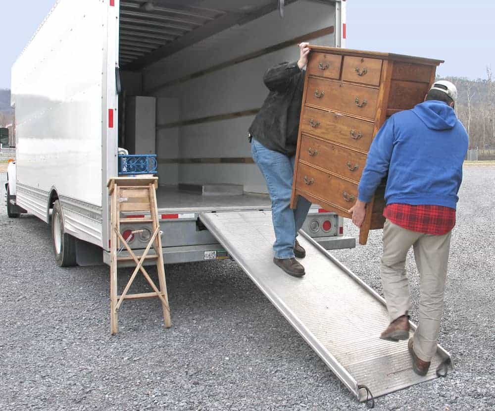Hints and Tips for Packing Your Moving Truck
