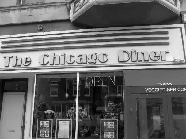 best vegetarian restaurants in chicago