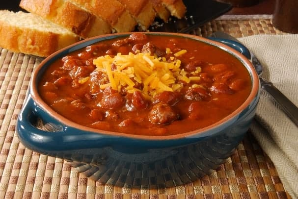 No matter how you make it, a hot bowl of chili always hits the spot.