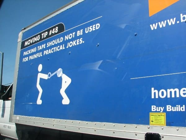 Should You Rent a Moving Truck?