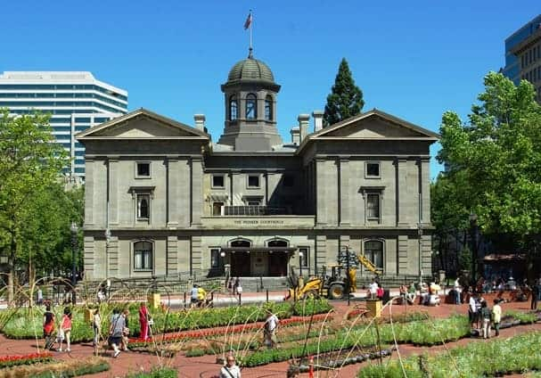 free things to do in downtown portland