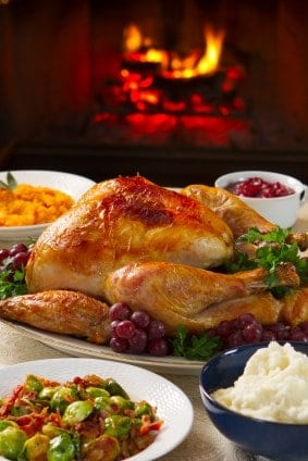 Score a free or discounted turkey as the centerpiece of your budget holiday meal.