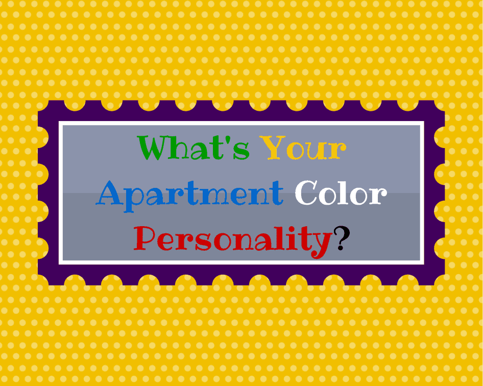 Apartment Colors michelle brandstetter | author for apartmentguide blog