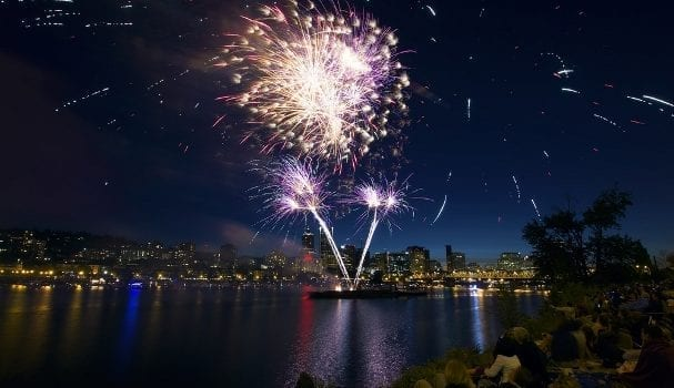 Where will you celebrate New Year's Eve in Portland, OR? We've got some ideas.
