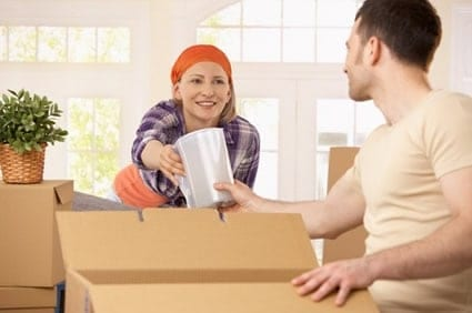 Decluttering can help make your move easier and your new apartment set-up simpler, as well.