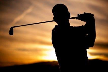 Golfing in Sacramento