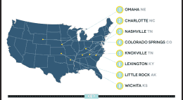 affordable college towns