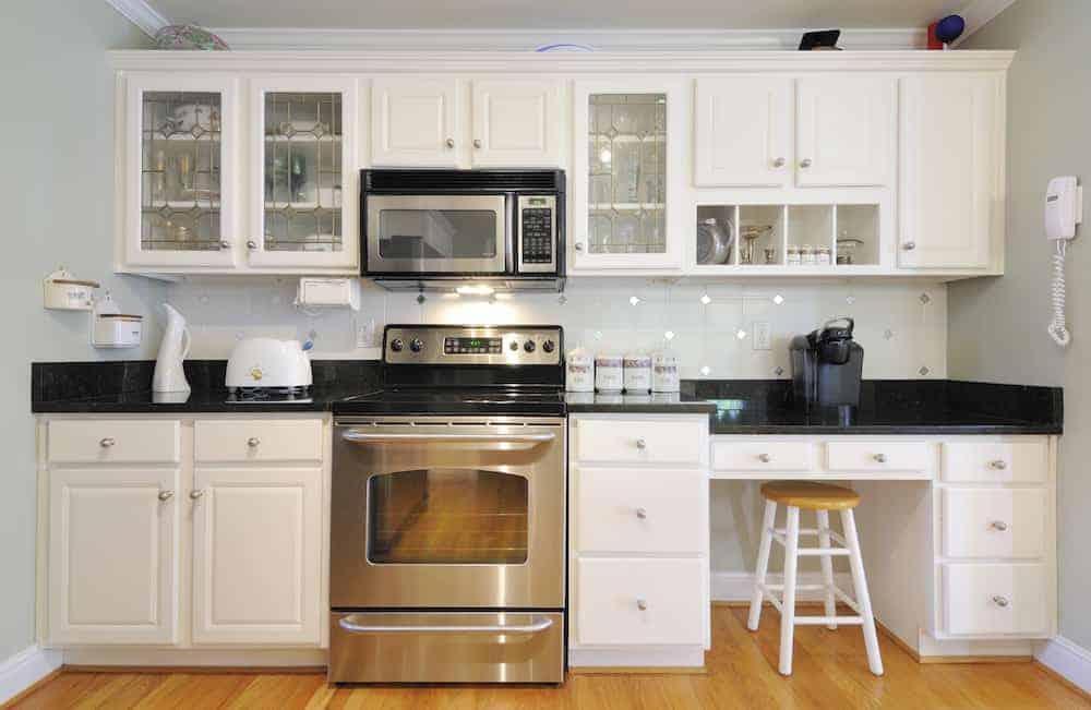 College Apartment Essentials Checklist - Kitchen
