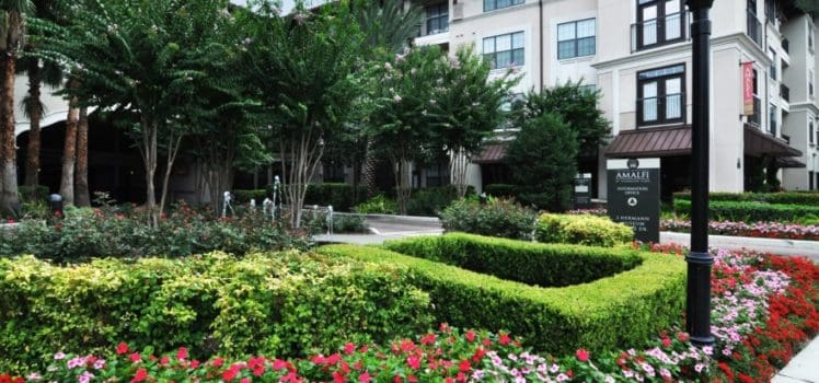 The Circle at Hermann Park Apartments in Houston, TX