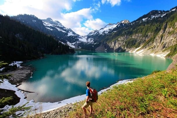 You'll need some gear from Seattle's many stores specializing in outdoor equipment if you want to explore the stunning nature in Washington state.