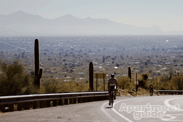 Tucson Az Has One City With Exceptionally Clean Air Quality According To The