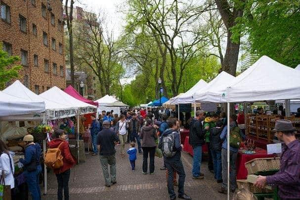 Portland's Farmers Markets