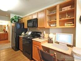 TX-Fort Worth-Villas of Oak Hill-kitchen office-thumbnail