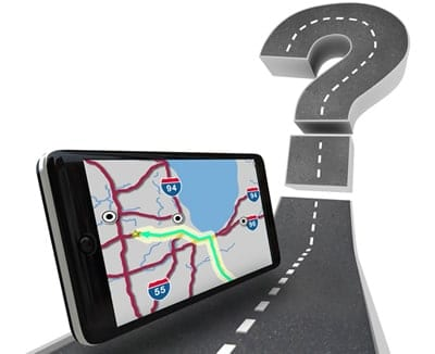 Use online maps to find directions and plan the route for your move. Getting there is half the fun!