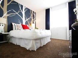 CA-Irvine-Main Street Village-bedroom