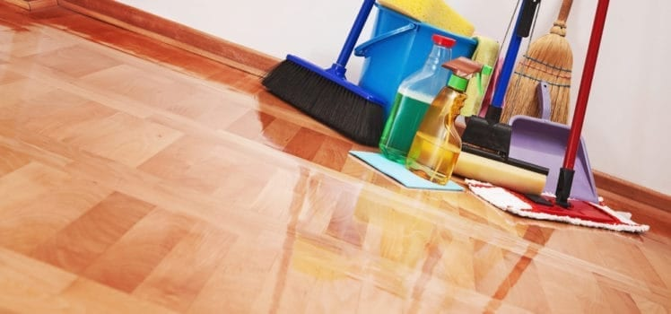 How to Clean Your Apartment Efficiently and Quickly | ApartmentGuide.com