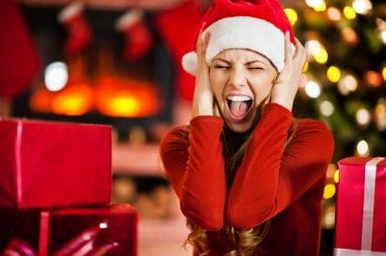 Don't let the holidays stress you out. Find ways to relax before and after the holidays.