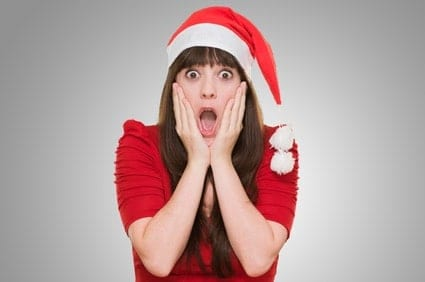 Take a holiday from stress this season to truly celebrate the end of the year!