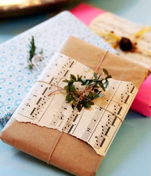 Expensive Gift Wrap Easy Craft Ideas