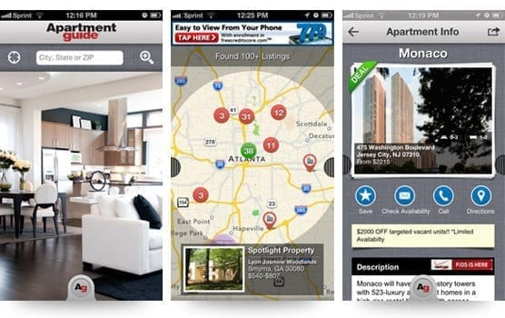 With slide navigation and a sleek new look, the Apartment Guide iPhone app version 5.0 will make your apartment search easy and fun.