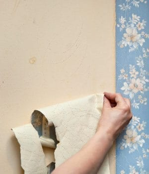 By following a few simple steps, removing old wallpaper can be done without too much fuss.