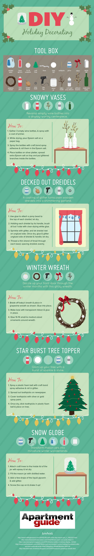 How to Create a DIY Winter Wonderland | ApartmentGuide.com