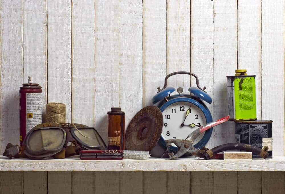 Repurposing Old Items to Decorate Your Apartment