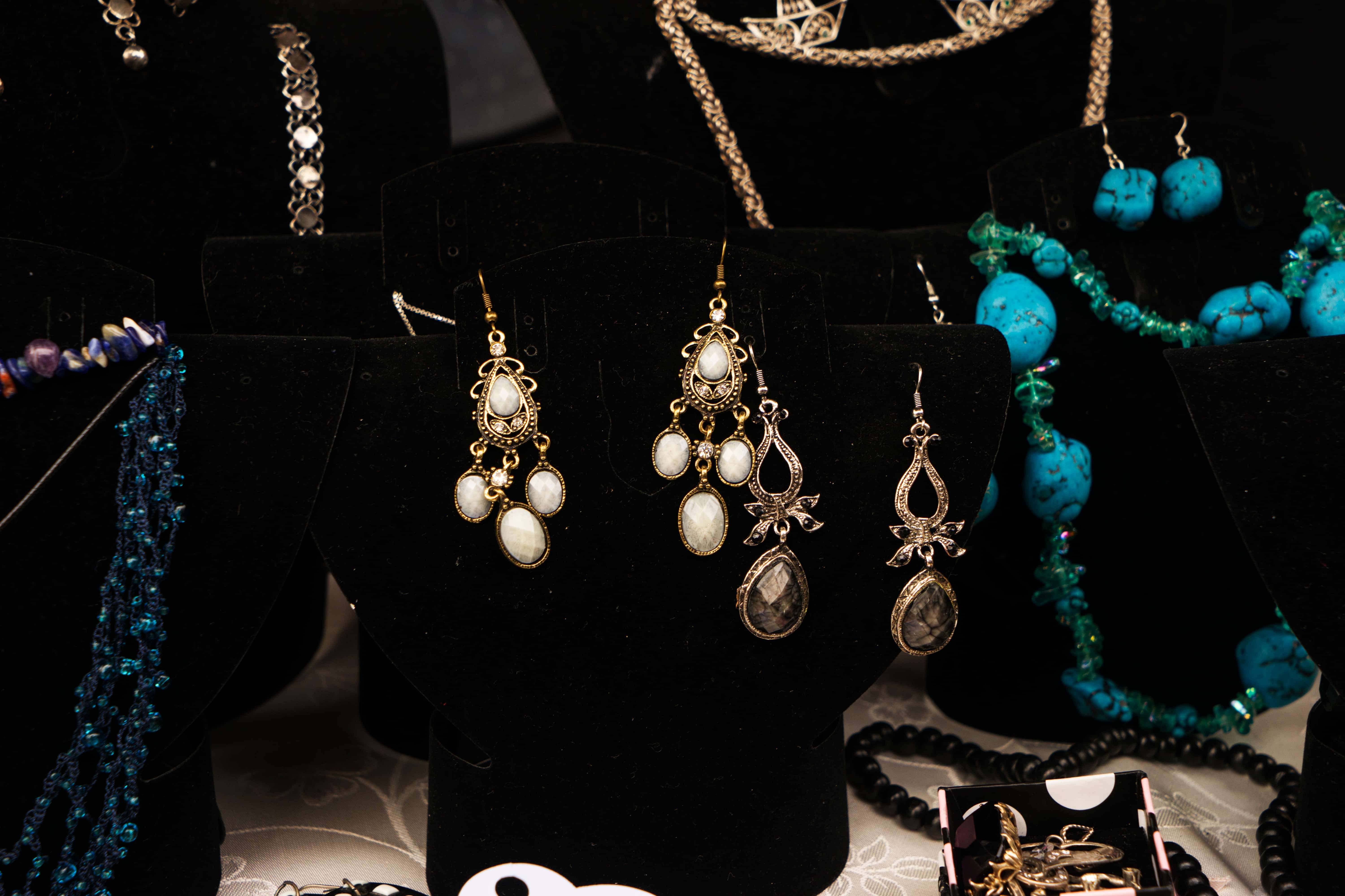 Is your jewelry jumbled in a pile? Use our ideas to properly display (and show off) your jewelry.