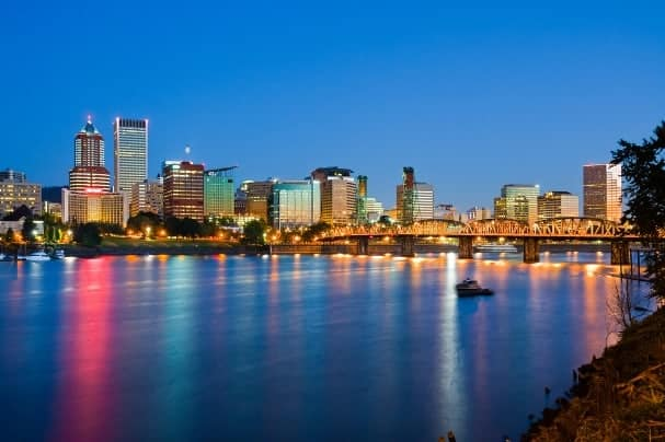 The Pearl district of Portland, OR, is one of America's hippest neighborhoods, according to Forbes.