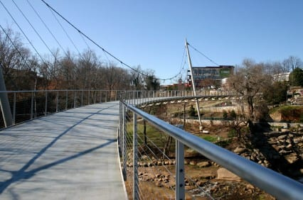 In an effort to create a more sustainable Greenville, the city has adopted the Trails & Greenways Master Plan.