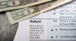 tax refund 260p