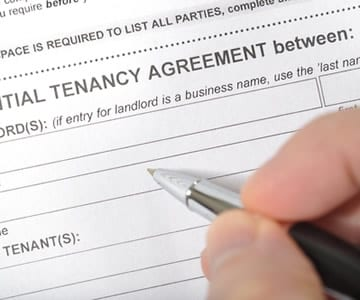 Here are items you will want to weigh carefully when considering adding your signature to another person's apartment lease.