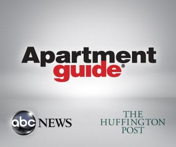 Apartment Guide is making news with findings about the housing habits of recent post-graduates.