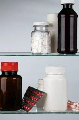 apartment medicine cabinet