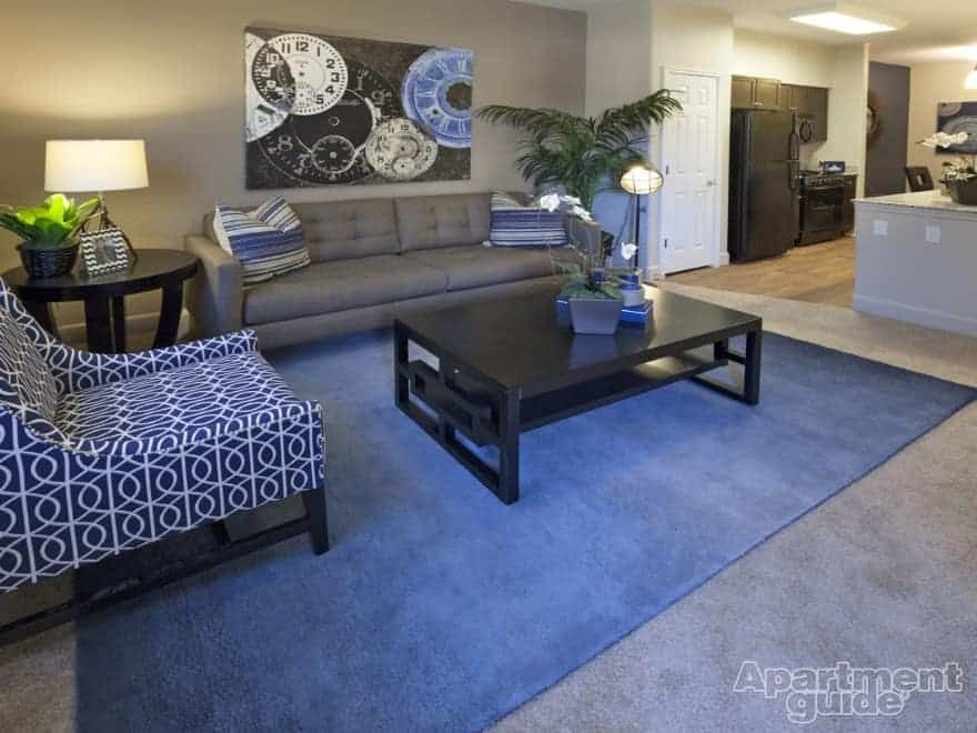 apartment furniture layout. Encore at First Main Apartments in Colorado Springs  CO Furniture Arranging for Any Apartment Space ApartmentGuide com