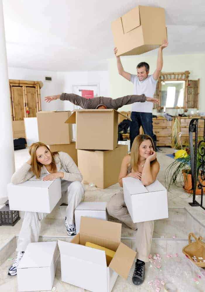 Get Help With Moving by Hosting a Party | ApartmentGuide.com