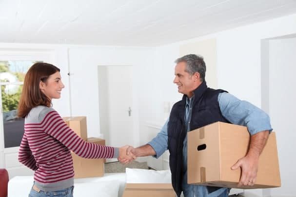 Follow these easy suggestions to show the proper appreciation to your apartment movers.