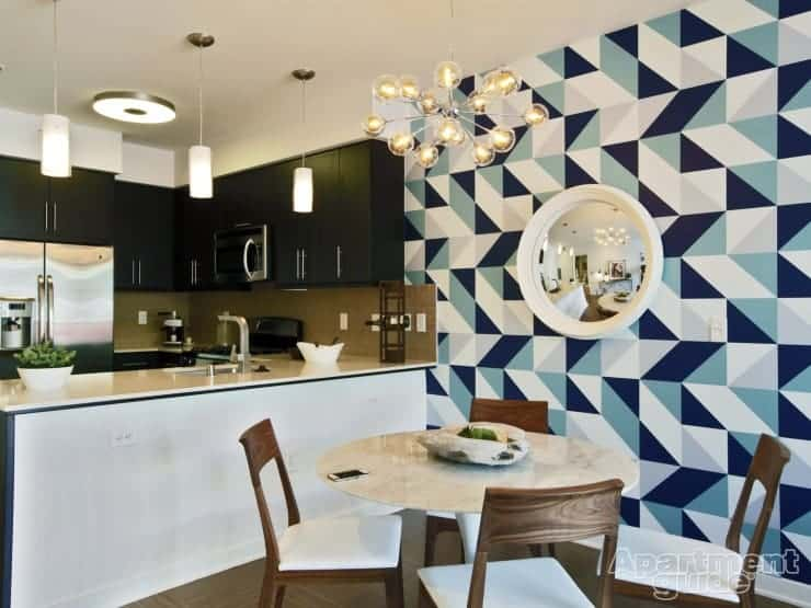 Whats Old Is New Go Retro In Your Apartment Kitchen