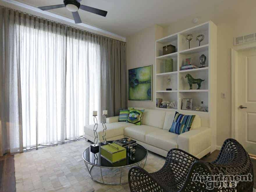Fl Miami Gables Ponce Livingroom2 Apartment Living Tips Apartment Tips From
