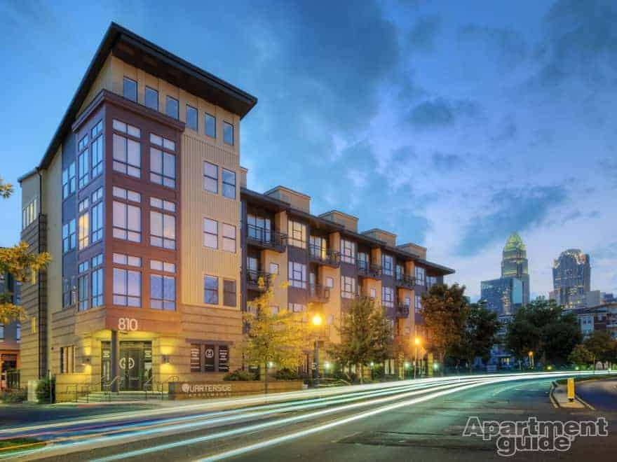 The Apartments at Quarterside in Charlotte, NC