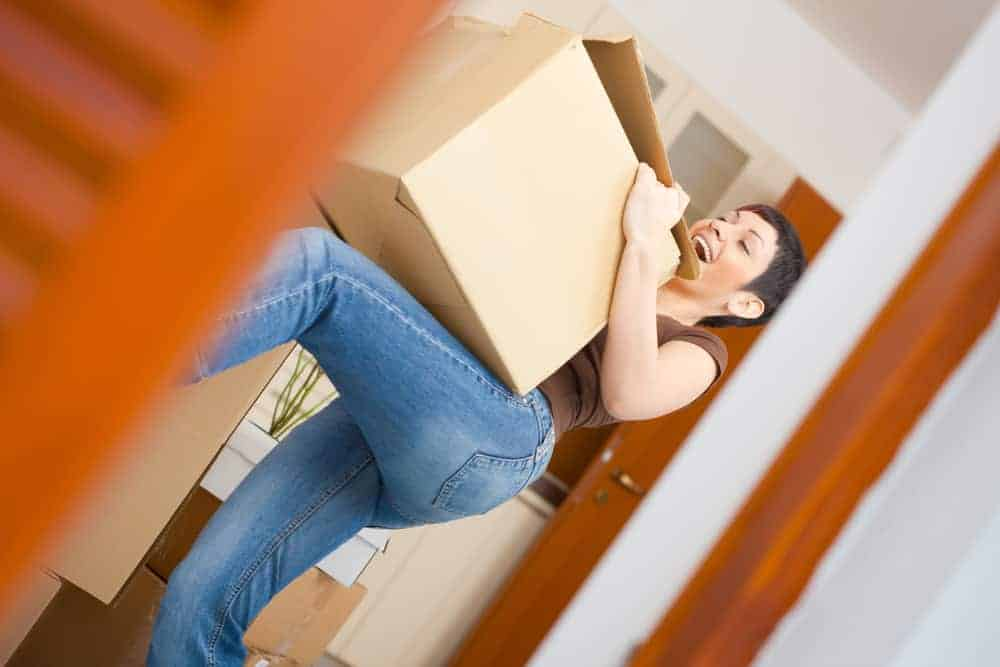 Moving Safety Tips: Take Care of Yourself When You Move!