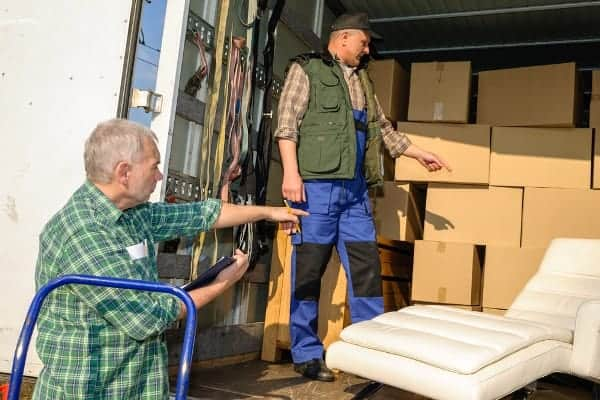 Will you hire professional movers or do the hauling yourself? That's one question to consider when you're planning to move.